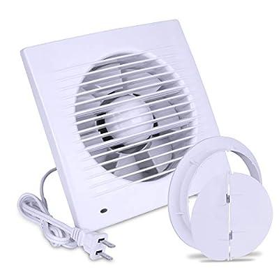 Wall-Mounted Exhaust Fan