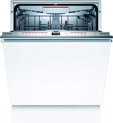 Bosch SMD6ECX57E Serie 6 Geschirrspüler Vollintegriert / A++ / 60 cm / 266 kWh/Jahr / 14 MGD / SuperSilence / TimeLight / VarioSchublade / Home Connect