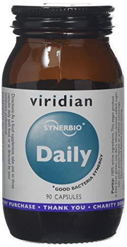 Viridian Synbiotic Daily - 90 Vegicaps