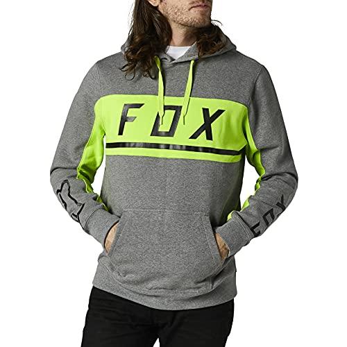 Fox Merz Pullover Hoodie Heather Graphithe S