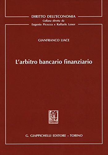 L'arbitro bancario finanziario