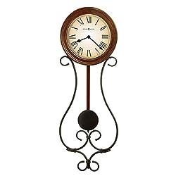 Howard Miller Oscoda Wall-Clocks, Americana Cherry
