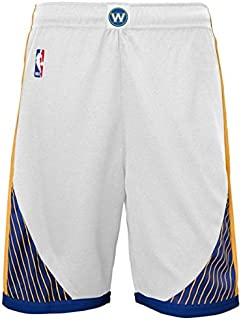 NBA 2018 Steph Curry Golden State Warriors Youth Home Short, Large=14-16