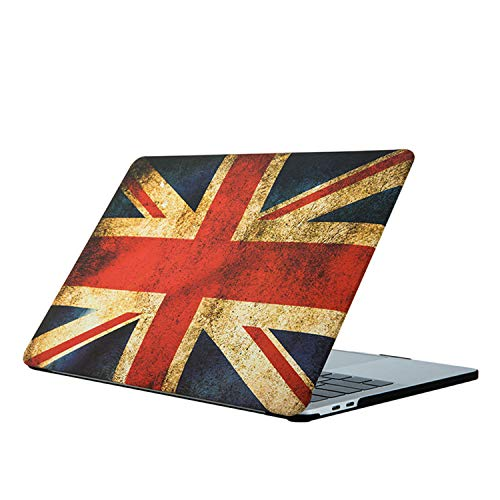Hfly Compatible with MacBook Pro 13 inch Case (Model A1278), Unique Laptop Cover MacBook PC Hard Shell Case for Old MacBook Pro 13.3' A1278 [BEW]