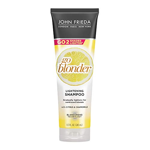 John Frieda Sheer Blonde Go Blonder Shampoo,...