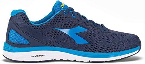 Diadora Scarpa Running Sneaker Jogging Donna Swan 2 Deep Ultramarine/Bright w