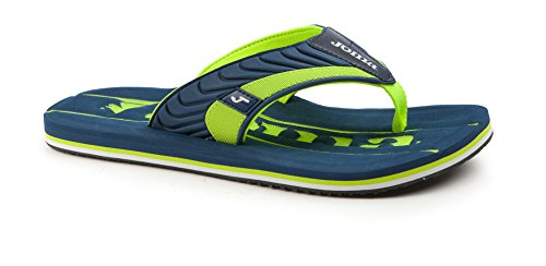 Joma - Chanclas S.BANUS 603 Navy-Fluor Size: 39 UK5,5
