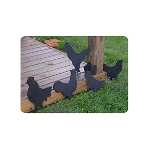 Woodworking Project Paper Plan to Build Yard Chicken Shadow