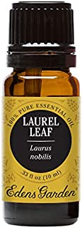 Edens Garden Laurel Leaf Essential Oil, 100% Pure Therapeutic Grade (Highest Quality Aromatherapy Oils- Congestion & Energy), 10 ml