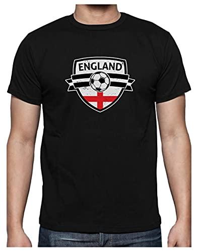 Green Turtle Camiseta para Hombre - Fútbol de Inglaterra 2021 - Equipo...