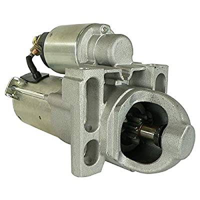 DB Electrical SDR0379 Starter For Chevy Avalanche, Colorado 5.3L 5.3 09-12, Express Vans 4.8L 5.3L 08-14, Silverado 1500, Tahoe 4.8 5.3 09-13 /GMC Canyon 09-12 5.3L, Savana Vans 08-14 5.3 4.8