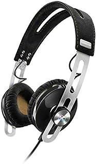 Sennheiser HD1OEi_Black HD1 On-Ear Headphones for Apple Devices-Black
