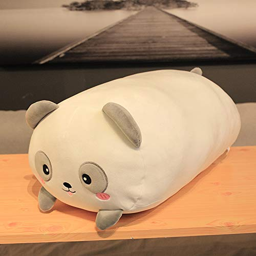 Panda Stuffed Animal Body Pillow, Soft Panda Plush Hugging Pillow Toy Gifts 33.5'