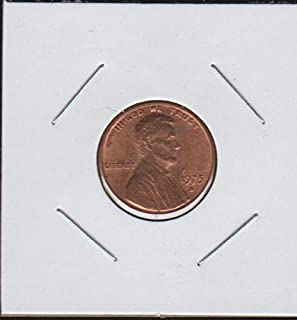 1975 D Lincoln Memorial (1959-2008) Penny Choice About Uncirculated Details