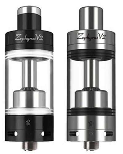 Youde Zephyrus V2 II Top Filliing 6.0ml Tank RBA Coil Clearomizer Head Atomizer