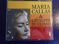 Malia Callas & Giuseeppe Di Stefano / Japan Live