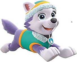 7 Inch Everest Paw Patrol Girl Pup Wall Decal Sticker Pups Puppy Puppies Dog Dogs Removable Peel Self Stick Adhesive Vinyl Decorative Art Kids Room Home Decor Children 7 x 6 inches