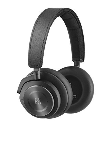 Bang & Olufsen Beoplay H9i Wireless Over-Ear Active Noise Cancelling Kopfhörer, schwarz