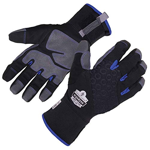 Winter Work Glove, Thermal Insulated, Touchscreen