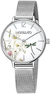 Morellato R0153141507 Ninfa Year Round Analog Quartz Silver Watch