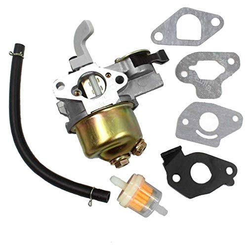 AISEN Carburetor for Monster Moto MM-B80 MM-B80B MM-B80R MM-B80RT Youth Mini Bike 80cc 2.5 HP 19mm Intake 97cc Pit Bike Carb Gasket Fuel Filter