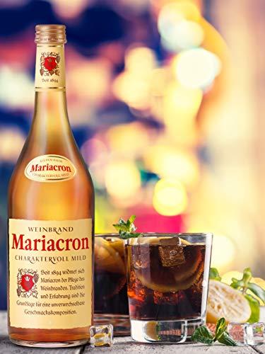 Mariacron Weinbrand (1 x 0,7l) - 5