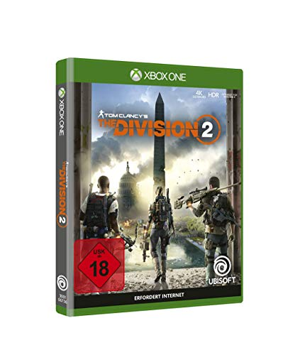 The Division 2 - [Xbox One - Disk] Standard Edition