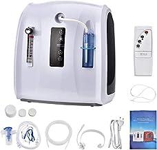 Concentrador de oxígeno, TOPQSC 1-6L / min Máquina de oxígeno portátil ajustable para uso en el hogar y los viajes