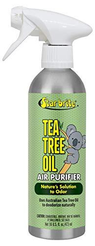 Star brite ATTIA-Certified Pure Australian Tea Tree Oil Air Purifier Spray