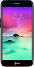 هاتف ال جي كيه 10 - 2017 ثنائي شرائح الاتصال رقم LGM250 حجم 5.3 انش - رام 2 جيجا، الجيل الرابع ال تي اي 16 GB LGM250