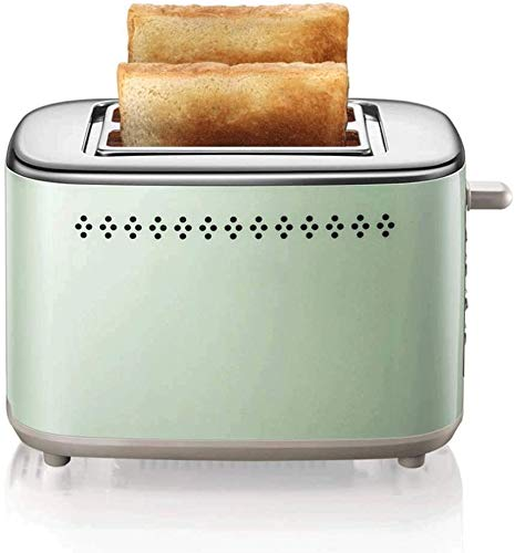 Best Price! CattleBie Home Bread Machine, Breakfast Machine, Stainless Steel Toaster