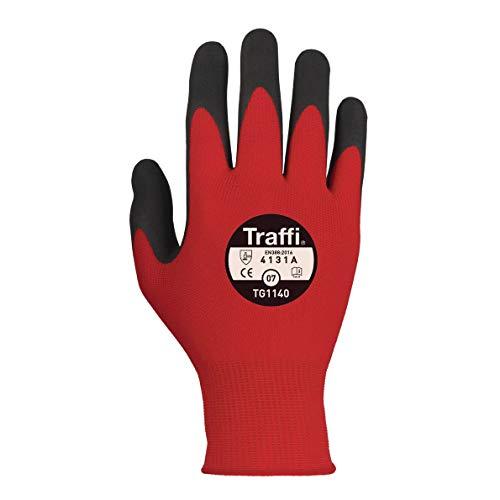 Traffic iGlove TG1140 / TG170 Morphic Cut Level 1 / A Arbeitshandschuhe (Größe 10)