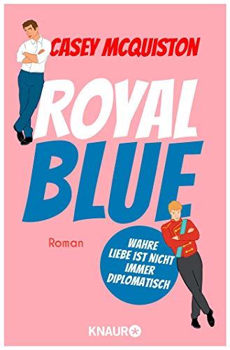 Royal Blue: Roman