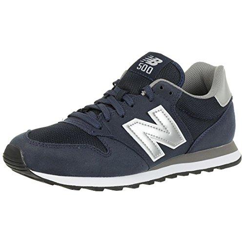 New Balance GM500NAY, Zapatillas Hombre, Navy, 40.5 EU