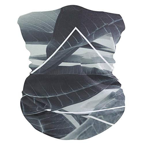 Duang Bandanas plant Botanische bandana's Werken Hals Gamasche School, 25 x 50 cm, sport, unisex, gezellig wandelen, outdoor Face Cover Fietsen ademend Camping zacht