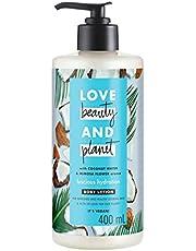 Watermark Beauty Love Beauty & Planet Luscious Hydration Body Lotion 400 ml