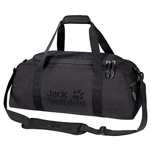 Jack Wolfskin Action Bag 35 Umhängetasche, Black, ONE Size