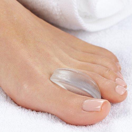 Footsmart Expert Essentials Gel Toe Spreader, Set of 2