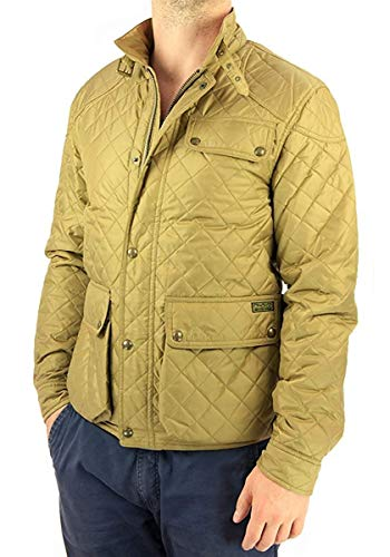 Ralph Lauren Polo by Designer Mantel Steppjacke Cadwell Quilted Gr. L