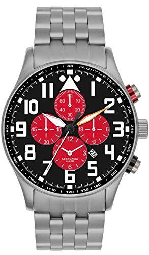 Astroavia V5S , Orologio da uomo, Cronografo, Allarme