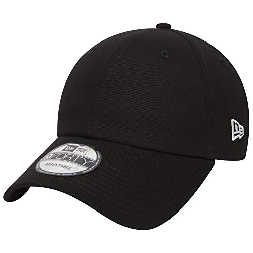 New era 9forty Basic Black/White - One-Size