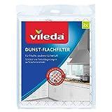Vileda Dunst-Flachfilter-, Universalformat, 2er Pack