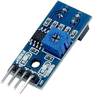 Boobro 10 Pezzi IR A Raggi Infrarossi Obstacle Avoidance Modulo Sensore per Arduino Smart Car Robot 3-Wire Fotoelettrico Riflettente