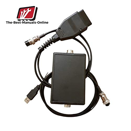Best Review Of Diagnostic Kit for All DAF/Kenworth/Peterbilt Models with Paccar Engine – Include VCI Interface & 2018 Davie XDc II Software with Developer Tools