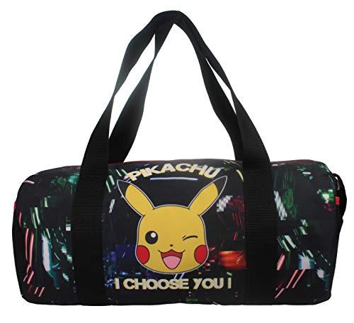 Pokemon Pikachu Glühen in der dunklen Fasstasche
