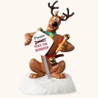 2008 Hallmark Reindeer in Disguise Scooby-Doo Ornament #QXI4191