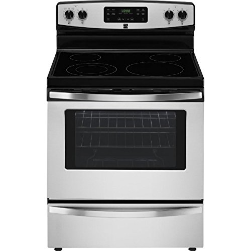 Kenmore 5.3 cu. ft. Self Clean Electric Range in Stainless Steel, includes delivery and hookup -2294173