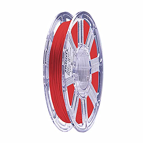 Yimihua PLA filament 3D printing filament 1.75mm, 0.25 kg 1 spool printing material, non-tangled filament, used for 3D printer and 3D pen, white PLA