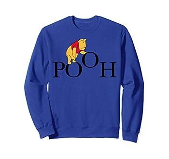 Disney Winnie the Pooh Letters Sweatshirt