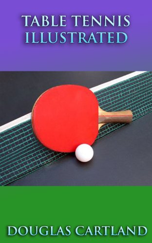 For Sale! Table Tennis Illustrated